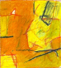 Garvey Rita  Art & Antiques Zbigniew Grzyb: Selected Pastels-March 8-April 14, 2012 Oil pastel on paper