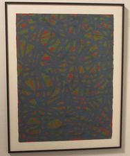 Garvey Rita  Art & Antiques Sol LeWitt (1928-2007) Gouache on paper