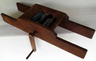 Gary DiBenedetto Kinetic Sound Sculptures Found objects, wood, glass, audio technology