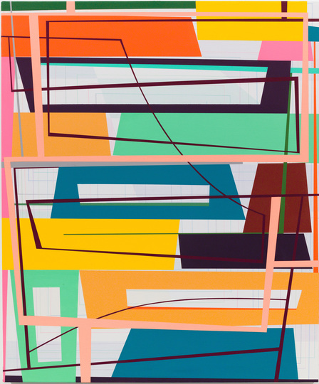 Gary Petersen PAINTINGS 2018-2010 Acrylic on Canvas