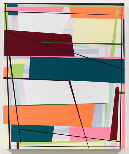 Gary Petersen PAINTINGS 2017-2010 Acrylic on Canvas