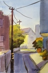 GEORGE TAPLEY (home)          Urban Scenes WC