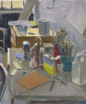 GEORGE TAPLEY (home)          Still Lifes oil/paper