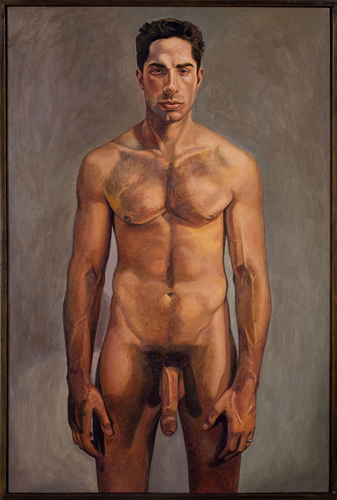 "- ""Erotic Life Drawings/Misc. Erotic Work"" - <i>Warning: Adult Content, please be 18 to view</i> ""Michael Lucas - Nude"""