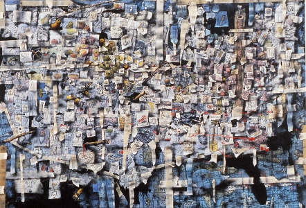 Gerry Bergstein Highlights of Earlier Work Oil on canvas