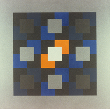 Untitled Square IX