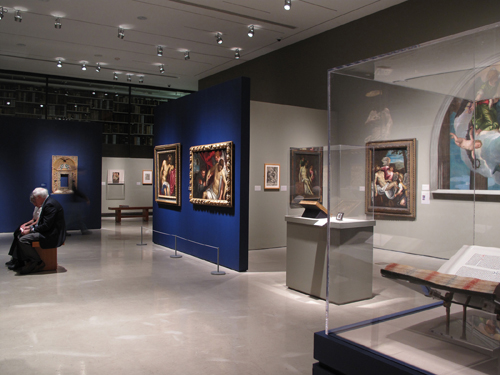 • MUSEUMS + GALLERIES Passion in Venice exhibition