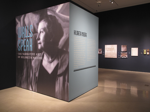 • MUSEUMS + GALLERIES Walls Speak: the narrative art of Hildreth Meiere