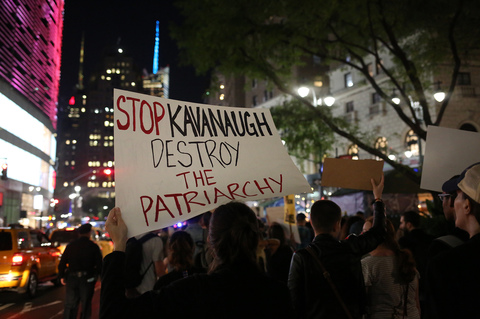 Gina Randazzo More Kavanaugh Protests