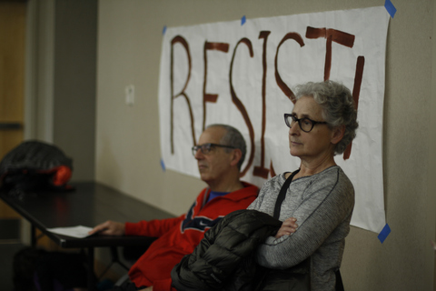 Gina Randazzo Westchester County Resists