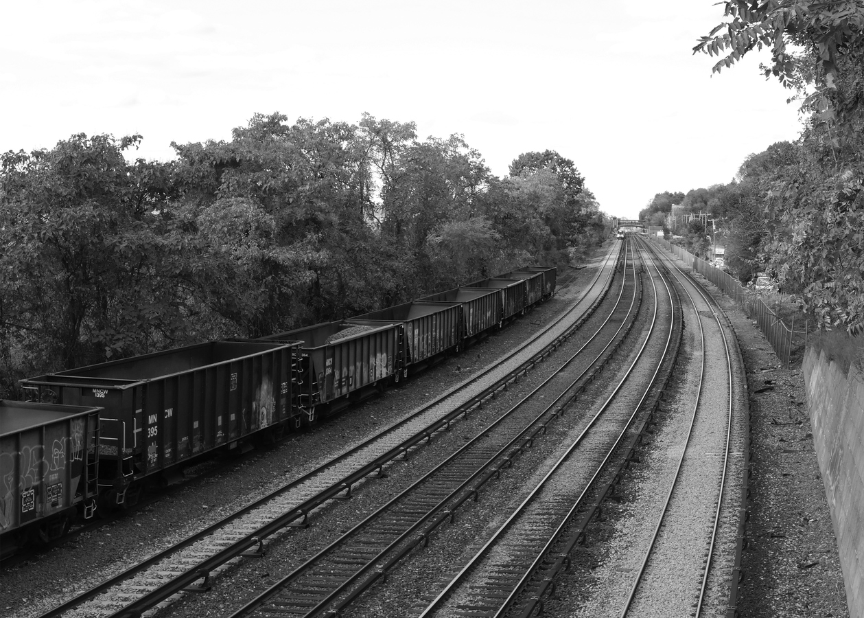 Portfolio Hudson Line, Departing Hastings #1