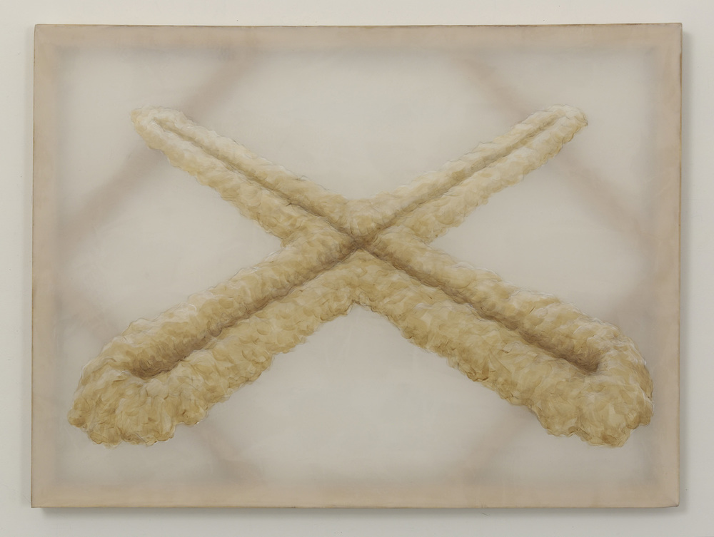 Gina Ruggeri Paintings 2002–2015 Acrylic on polyester mesh
