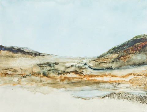 GINNY ZANGER SHORE Gallery  Watercolor