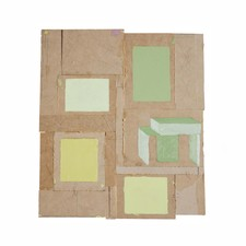 Gordon Powell Recent Work oil paint, wax on mdf