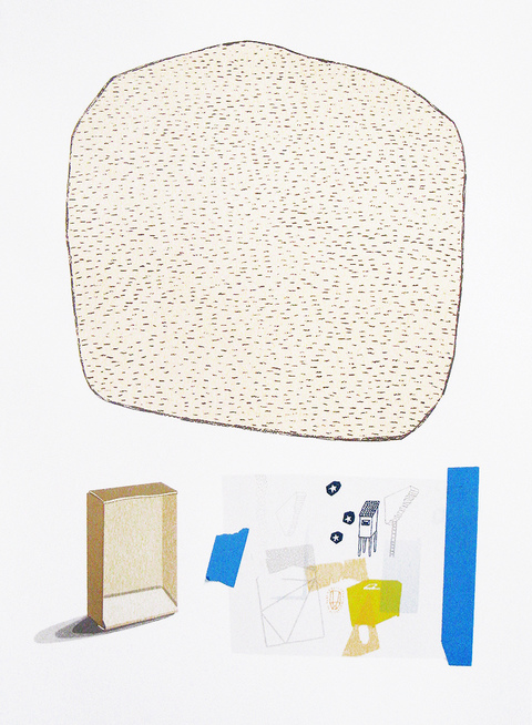 Heather Swenson New Work Silkscreen