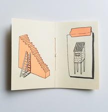 Heather Swenson Small Works silkscreen book