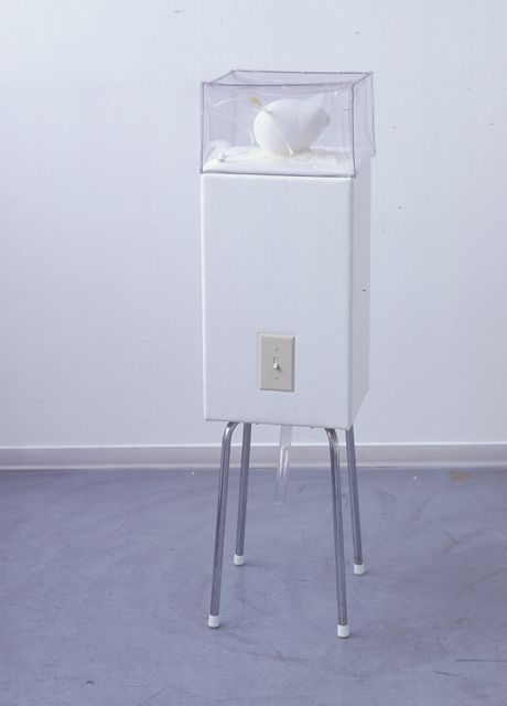 heather sheehan installation + object height: 125cm