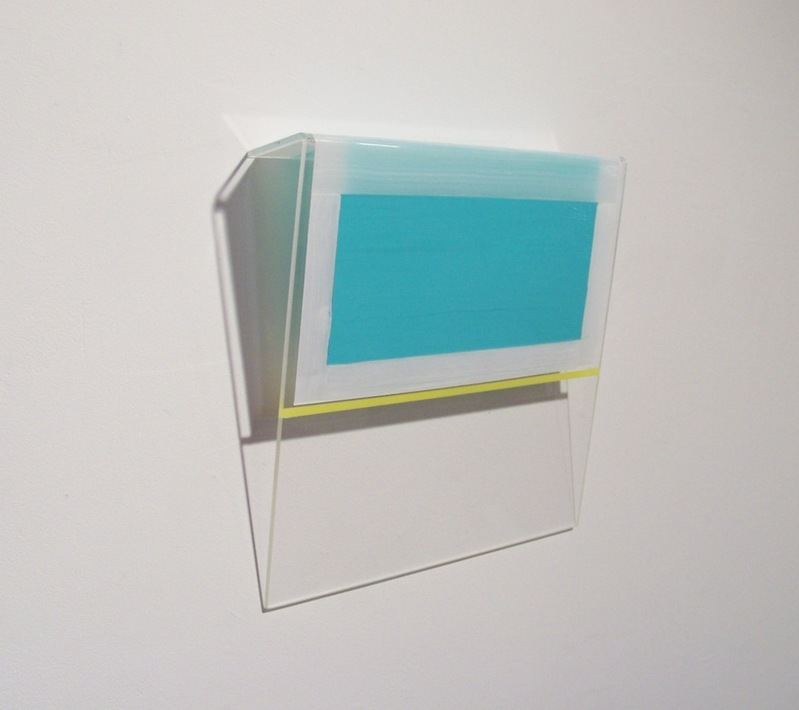 PAINTINGS Wedge II  (2011)