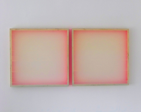 PAINTINGS Two Become Three, (2009-2011)