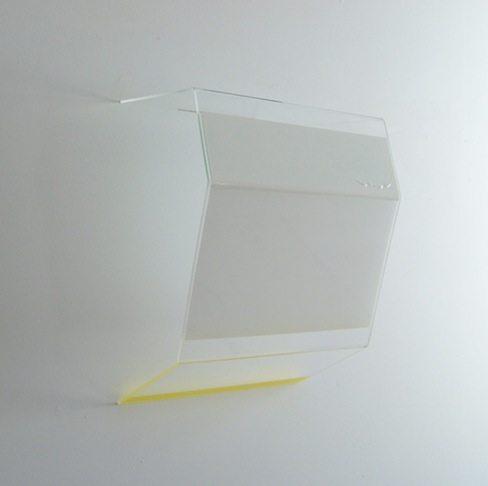 RECENT PAINTINGS White Perceived (2010)