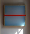 RECENT PAINTINGS Plexiglass, birch, enamel, beeswax, pigment