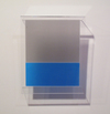 RECENT PAINTINGS Plexiglass, film, wax