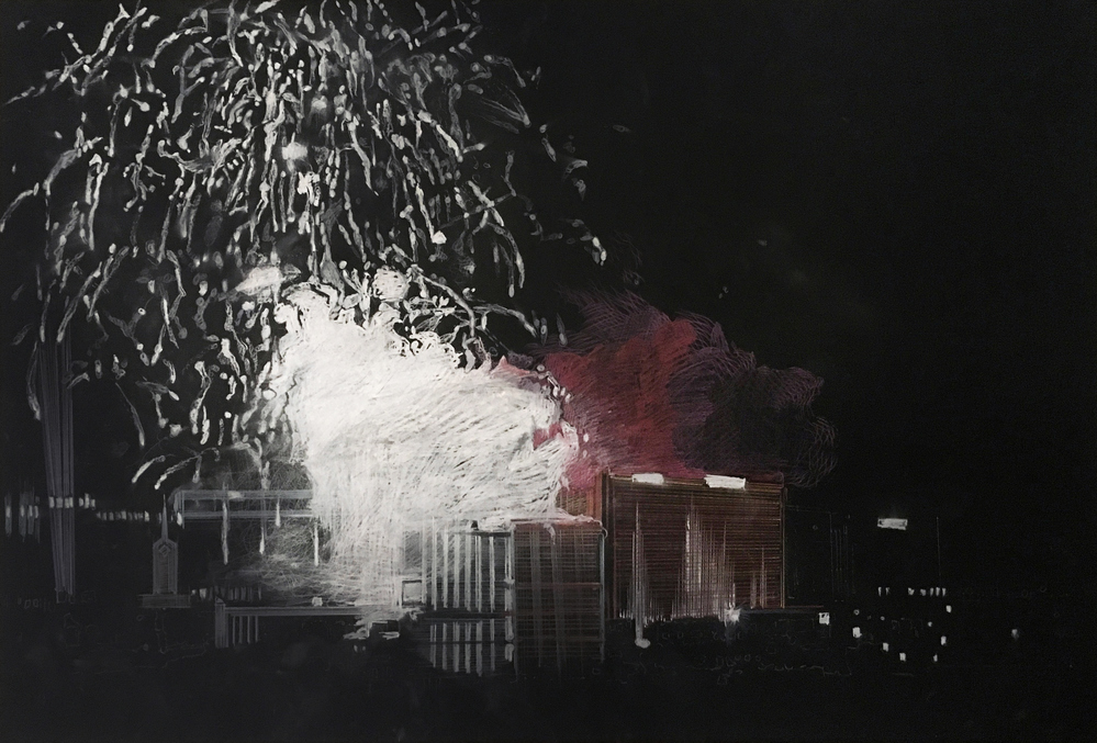 BOOMTOWN Las Vegas Implosion Spectacle