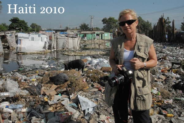 Helen Klisser During: Global Art Projects: Art Advisory - Photojournalism