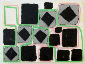 Henry Samelson Paintings 2008 acrylic on canvas