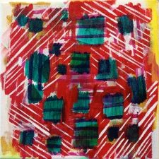 Henry Samelson Paintings 2012 Acrlylic on canvas