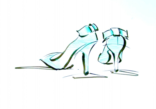 Pierson + DeCesare FASHION ILLUSTRATION
