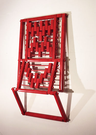 selected works 2008 - 2014 Chair