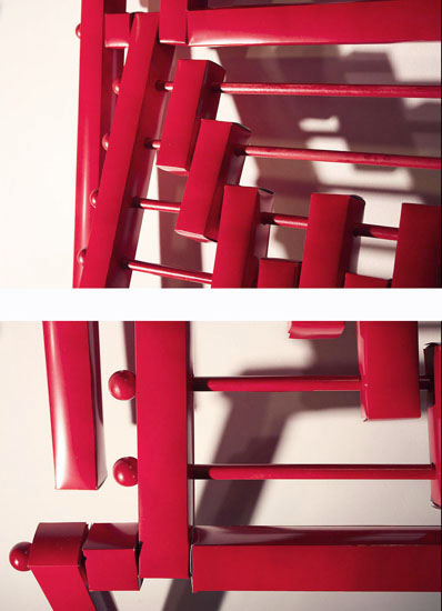 selected works 2008 - 2014 Chair (details)