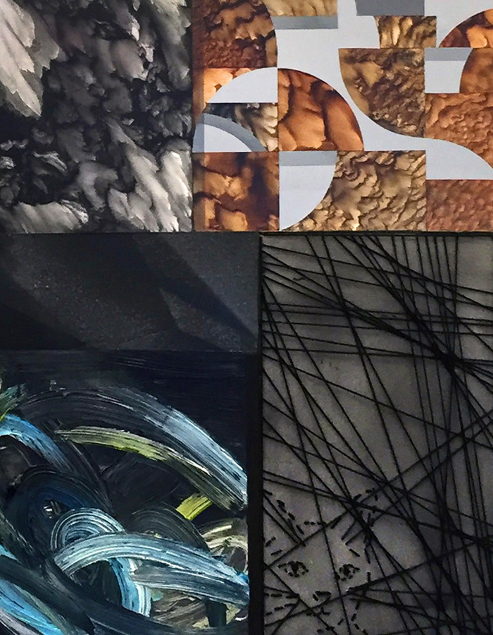 IMAGES 2015-2016   The Darkness and the Iron Shark (Cat With Rollercoaster) (detail)