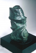 HJ BOTT  BEFORE DoV; earlier than March 7, 1972   patinated silicon bronze
