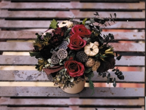 Christina Andersen Floral Design  201.401.9349 Dried Flower Gallery