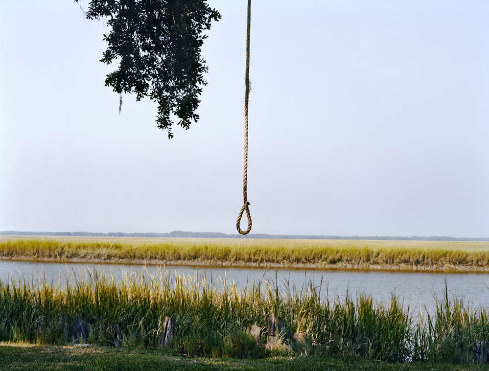 LOW COUNTRY Rope, 2013, C-print
