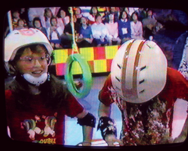 HOPE GINSBURG Double Dare, 2005