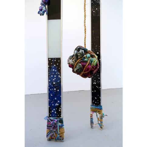 ISOLDE KILLE sculpture TOTEMIC