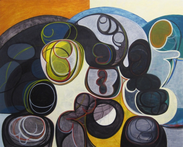 Irene Lipton 2005 – 2010 oil on canvas