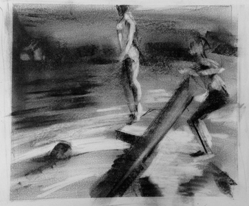 JACKIE REEVES Current Charcoal