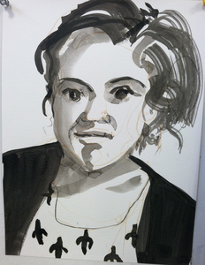 JACKIE REEVES Drawing