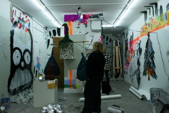 Jackie Saccoccio Curated Projects Installation view