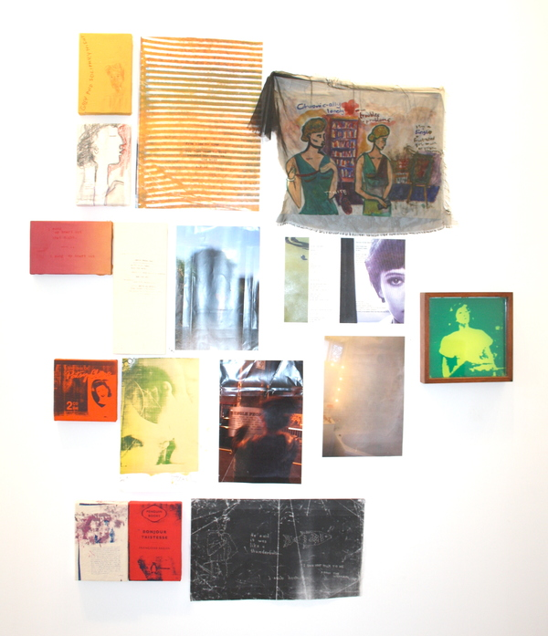 JADE WALSH Selected Works Mixed media installation