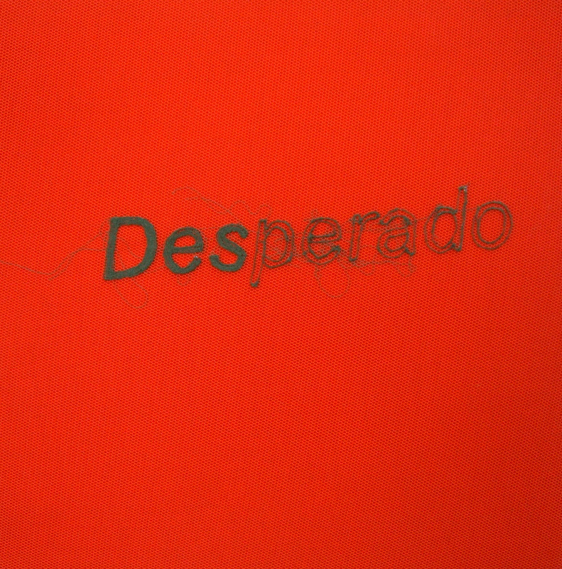 Sewing Fabric Paintings Desperado