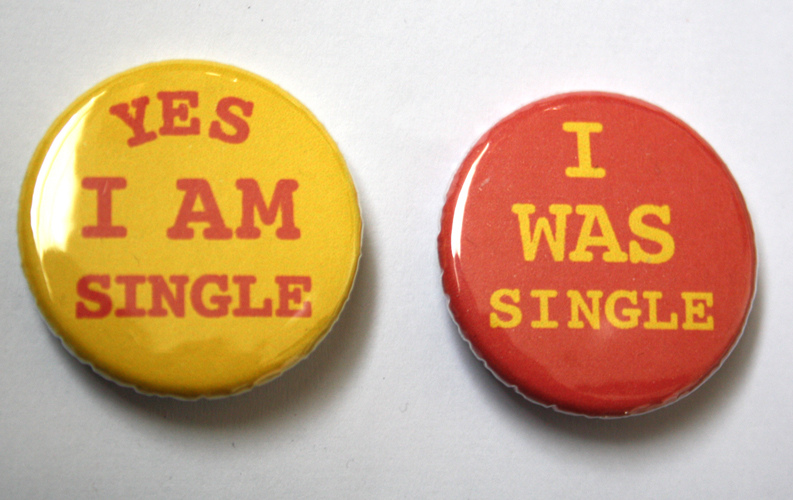 Shop Single people artist badges