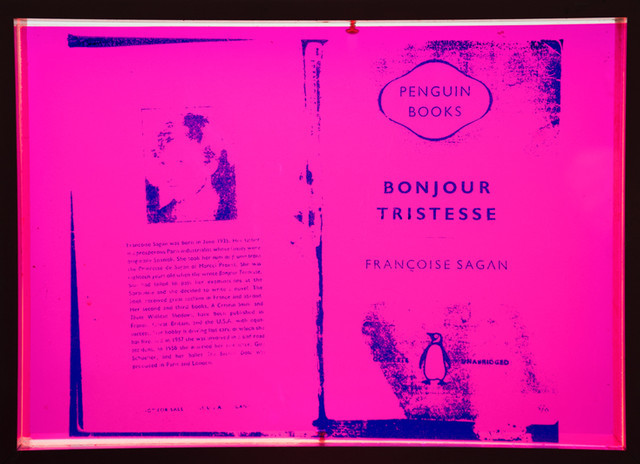 Selected Works Bonjour Tristesse