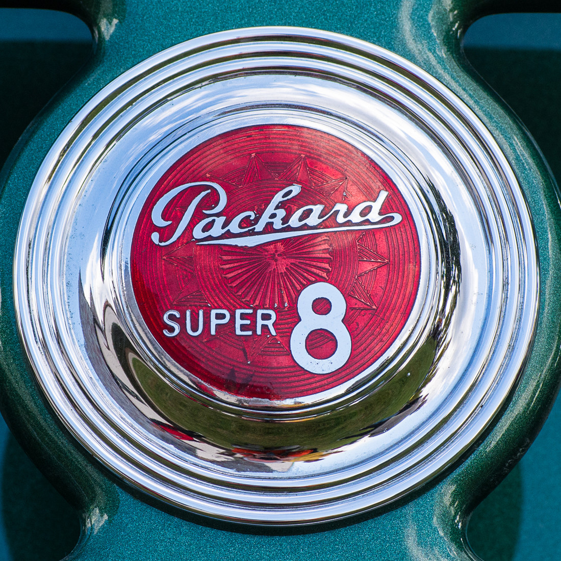 Automotive 1930 Packard Super 8