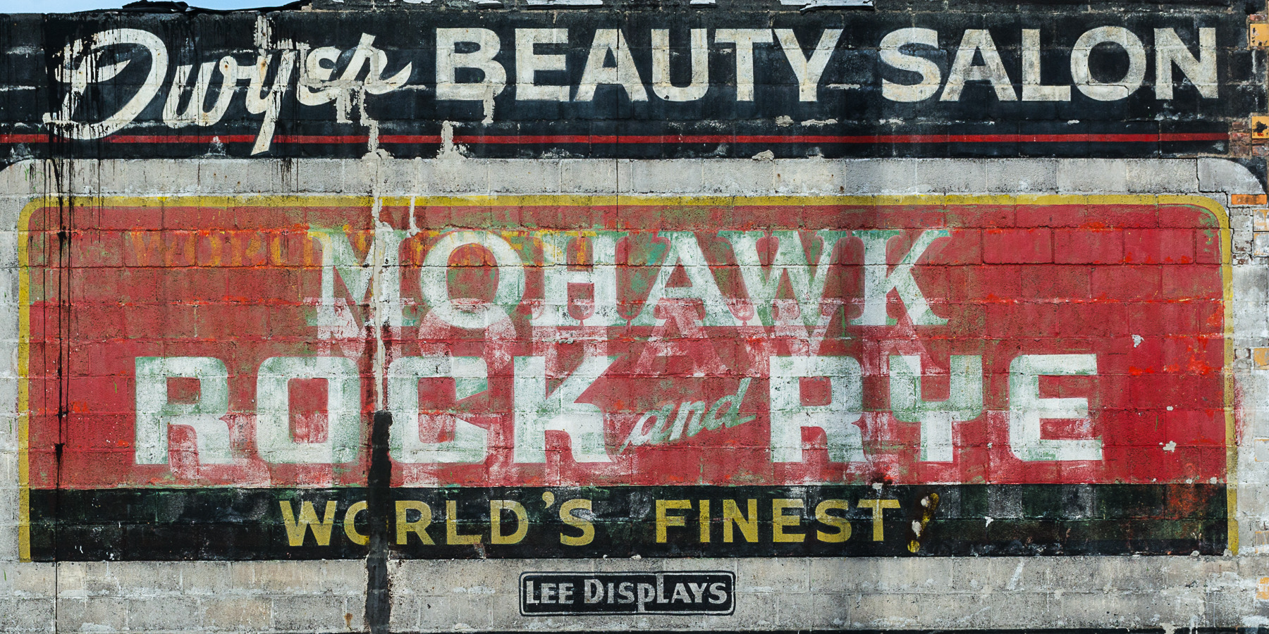 Signs Mohawk