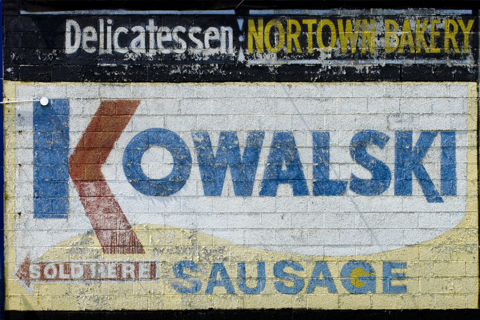 Signs Kowalski Wall Sign